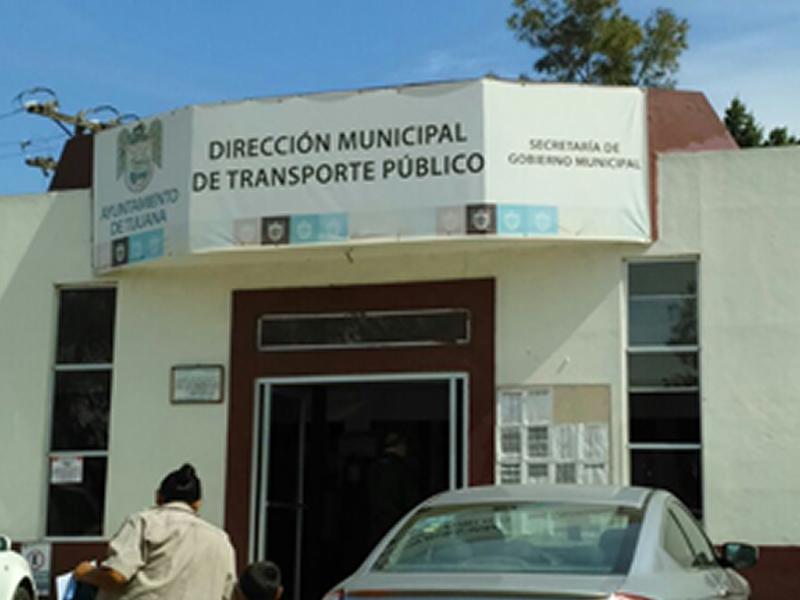Resultado de imagen para OFICINAS DE TRANSPORTE PUBLICO DE TIJUANA